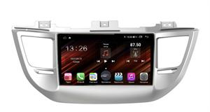 Farcar XH546R (S400) с DSP + 4G SIM (6/128ГБ) для Hyundai Tucson III 2015-2018 на Android 10.0