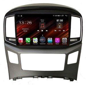Farcar XH586R (S400) с DSP + 4G SIM (6/128ГБ) для Hyundai H1 Starex II 2015-2020 на Android 10.0