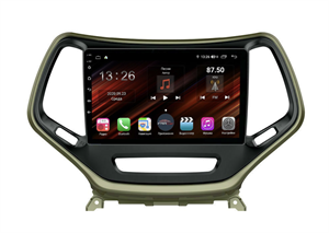 Farcar XH608R  (S400) с DSP + 4G SIM (6/128ГБ) для Jeep Cherokee IV (WK2) 2013-2017 на Android 10.0
