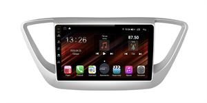 Farcar XH766R (S400) с DSP + 4G SIM (6/128ГБ) для Hyundai Solaris II 2017-2020 на Android 10.0