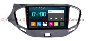 DjAvto 4467 - 4015 Для Lada Vesta 2015 - 2019 c DSP на Android 9.0