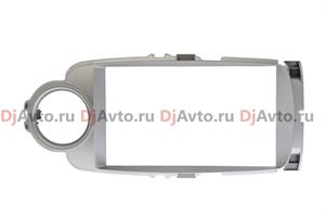 "Переходная рамка DjAvto 4609 для Toyota Vitz,Yaris 2010 - 2014,9"""