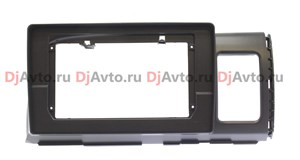 """Переходная рамка DjAvto 4625 для Toyota Wish (Правый Руль) 2006-2009,10"""""""