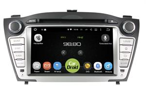 Штатная магнитола Roximo CarDroid RD-2002D для Hyundai ix35 2010-2015 на Android 9.0, с DSP