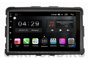 Штатная магнитола FarCar S300 (RL829-RSY-N05) для SsangYong Rexton 2012-2018 на Android 9.0