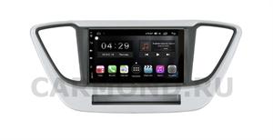 Штатная магнитола FarCar RG832-RHY-N55 (S300) для Hyundai Solaris 2017-2020 на Android 9.0.1