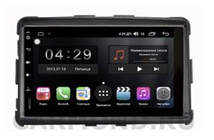 Штатная магнитола FarCar RG832-RSY-N05 (S300) для SsangYong Rexton 2012-2018 на Android 9.0.1