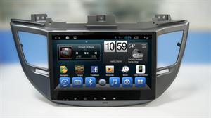 CarMedia KR-1080-S9 для Hyundai Tucson III 2015-2018 на Android 8.1
