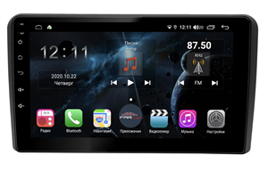 Farcar H050R (S400) SIM-4G с DSP для Audi A4 2005-2008 на Android 10.0