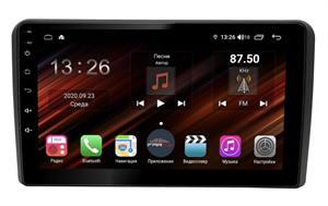 Farcar XH050R (S400) с DSP + 4G SIM (6/128ГБ) для Audi A4 2005-2008 на Android 10.0