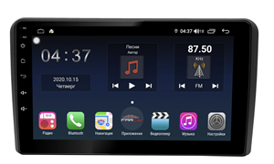 Farcar TG050R (S400) с DSP + 4G SIM для Audi A4 2005-2008 на Android 10.0