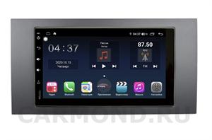 Штатная магнитола FarCar TG829-RFO-N07 (S400) для Ford Focus 2, C-max, Fusion, Fiesta 2005-2012 на Android 10.0