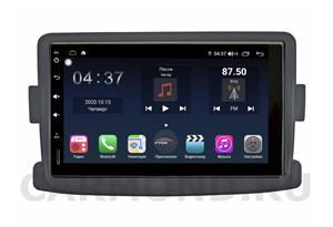 Штатная магнитола FarCar TG829-RFR-N16 (S400) для Renault Duster, Logan, Sandero, Лада X-RAY 2011-2020 на Android 10.0