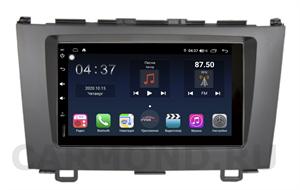Штатная магнитола FarCar TG829-RHO-N07 (S400) для Honda CR-V 2007-2012 на Android 10.0
