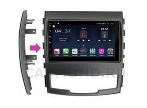 Штатная магнитола FarCar TG829-RSY-N04 (S400) для SsangYong Actyon 2010-2013 на Android 10.0