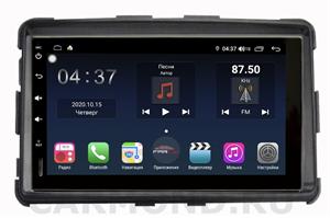 Штатная магнитола FarCar TG829-RSY-N05 (S400) для SsangYong Rexton 2012-2018 на Android 10.0