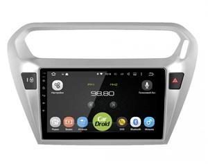 Штатная магнитола Roximo CarDroid RD-2904F для Peugeot 301 I 2012-2018 на Android 9.0 DSP