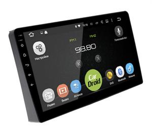 Штатная магнитола Roximo CarDroid RD-3001F для Renault Duster 2011-2020 на Android 9.0 DSP