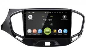 Штатная магнитола Roximo CarDroid RD-3003F для Lada Vesta 2015-2019 на Android 9.0 DSP