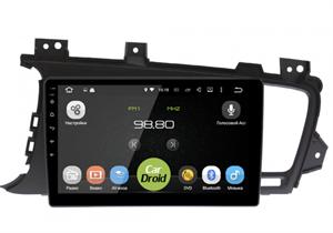 Штатная магнитола Roximo CarDroid RD-2322F для KIA Optima III 2010-2013 на Android 9.0,DSP
