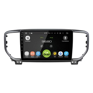 Штатная магнитола Roximo CarDroid RD-2329F-N19 для KIA Sportage IV 2018-2020 (Android 9.0) c навигацией