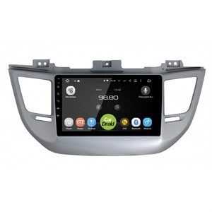 Штатная магнитола Roximo CarDroid RD-2013F-N15 для Hyundai Tucson III 2016-2018 (Android 9.0) DSP. Для комплектации с камерой/навигацией, без функции car-play в шатном ГУ