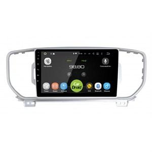 Штатная магнитола Roximo CarDroid RD-2319F-N18 для KIA Sportage IV 2018-2020 (Android 9.0) DSP Для комплектации с навигацией, с car-play