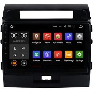 Штатная магнитола Roximo 4G RX-1111 для Toyota Land Cruiser 200 2007-2015 на Android 10.0