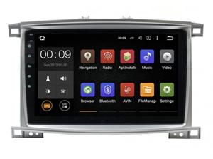 Штатная магнитола Roximo 4G RX-1123 для Toyota Land Cruiser 100 2002-2007 на Android 10.0