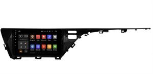 Штатная магнитола Roximo 4G RX-1129 для Toyota Camry V70 2018-2021 на Android 10.0