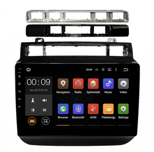 Штатная магнитола Roximo 4G RX-3712 для Volkswagen Touareg 2014-2019 (Android 10.0)
