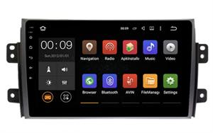 Штатная магнитола Roximo 4G RX-3502 для Suzuki SX4 I 2006-2014 (Android 10.0)