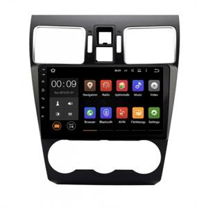 Штатная магнитола Roximo 4G RX-3402 для Subaru Forester IV, Impreza IV, XV I 2015-2018 (Android 10.0)