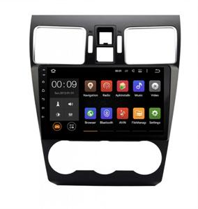 Штатная магнитола Roximo 4G RX-3402-N15 для Subaru Forester IV, Impreza IV, XV I 2015-2018 (Android 10.0) комплектация с навигацией