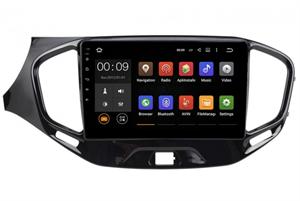 Штатная магнитола Roximo 4G RX-3003 для Lada Vesta 2015-2019 на Android 10.0