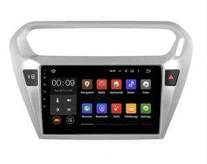 Штатная магнитола Roximo 4G RX-2904 для Citroen C-Elysee 2013-2021 на Android 10.0