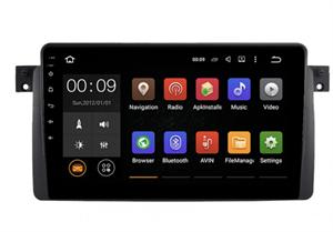 Штатная магнитола Roximo 4G RX-2741 для BMW 3 E46 на Android 10.0