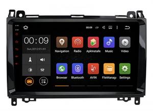 Штатная магнитола Roximo 4G RX-2503 для Mercedes A-klasse (W169) 2004-2012, B-klasse (W245) 2005-2011, Vito ll (W639) 2006-2014, Vito III (W447) 2014-2020, Viano ll (W639) 2006-2014, Sprinter на Android 10.0
