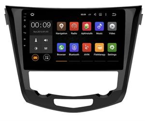 Штатная магнитола Roximo 4G RX-1212 для Nissan Qashqai II, X-Trail III 2014-2019 на Android 10.0
