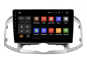 Штатная магнитола Roximo 4G RX-1303 для Chevrolet Captiva 2011-2015 на Android 10.0