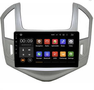 Штатная магнитола Roximo 4G RX-1305 для Chevrolet Cruze I 2012-2015 на Android 10.0