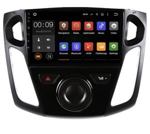 Штатная магнитола Roximo 4G RX-1701 для Ford Focus III 2011-2016 на Android 10.0