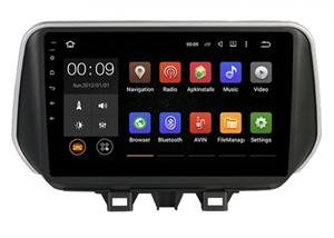 Штатная магнитола Roximo 4G RX-2023-N19 для Hyundai Tucson 2019+ на Android 10.0 (Для комплектации с камерой/навигацией)
