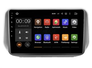 Штатная магнитола Roximo 4G RX-2029 для Hyundai SantaFe IV 2018-2020 на Android 10.0