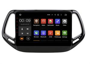 Штатная магнитола Roximo 4G RX-2204 для Jeep Compass II 2017-2021 на Android 10.0