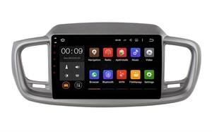 Штатная магнитола Roximo 4G RX-2317-M18 для KIA Sorento 3 Prime 2015-2020 (Android 10.0) Комплектация без камеры, без усилителя (Classic)