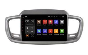 Штатная магнитола Roximo 4G RX-2317-N15 для KIA Sorento 3 Prime 2015-2020 (Android 10.0) Для комплектации с усилителем