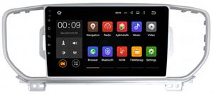 Штатная магнитола Roximo 4G RX-2319-N18 для KIA Sportage IV 2016-2018 (Android 10.0) Для комплектации с навигацией, с функцией car-play в штатном ГУ
