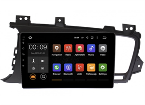 Штатная магнитола Roximo 4G RX-2322-N11 для KIA Optima III 2010-2013 (Android 10.0), комплектация с навигацией
