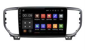 Штатная магнитола Roximo 4G RX-2329 для Kia Sportage IV 2018-2020 (Android 10.0)